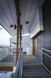 Kotzebue Dormitory Roof/Siding Installation